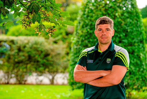 Eamonn Fitzmaurice knows his Kerry team have to stop Dublin scoring goals
