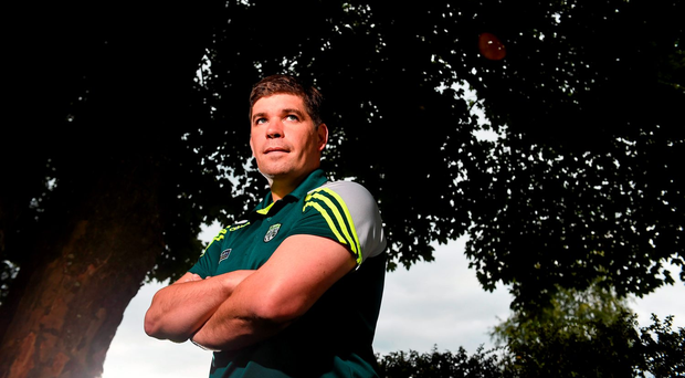 Paddy Andrews' performances have given Kerry boss Eamonn Fitzmaurice (pictured) an additional headache this week