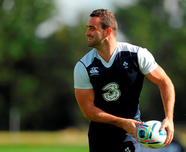Don't write off Tommy Bowe yet, but Dave Kearney has earned his place on the wing