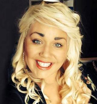 Devoted mum Aisling Anderson collapsed and died in Spain