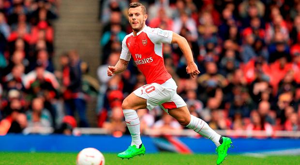 It will be the seventh surgical procedure Jack Wilshere has undergone