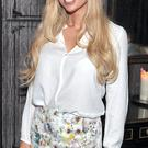 Rosanna Davison pictured at The Candlelight Bar Summer Party at Siam Thai Dundrum Town Centre in aid of The Ispca Picture:Brian McEvoy No repro fee for one use