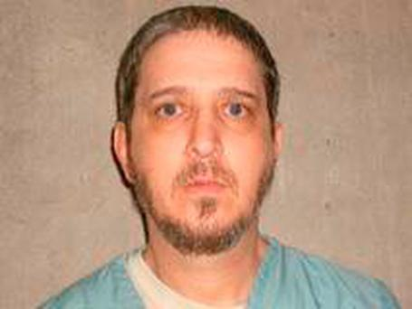 Oklahoma death row inmate Richard Glossip is shown in this Oklahoma Department of Corrections photo REUTERS/Oklahoma Department of Corrections/Handout