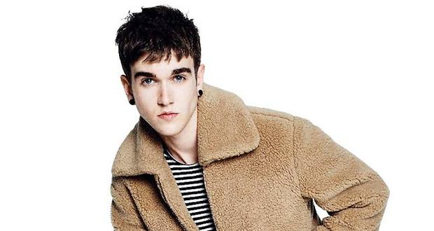 Les Galeries Lafayette's new campaign with Daniel Day Lewis' son Gabriel