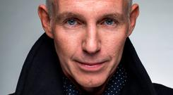 Ray D'Arcy admits he's risk adverse. Photo: Patrick Bolger