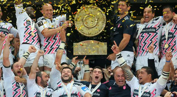 French champions Stade Francais