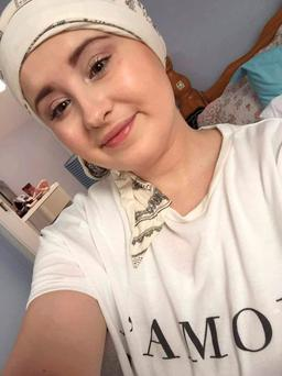Shan Tynan was diagnosed with a rare form of cancer Histiocytosis X this year
