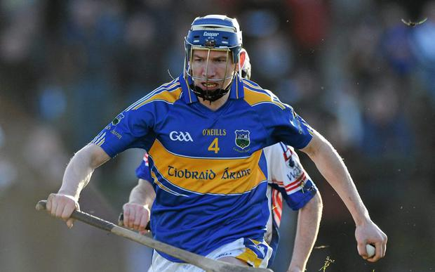 Eddie Connolly in action for Tipperary