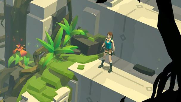Lara Croft Go: She's back