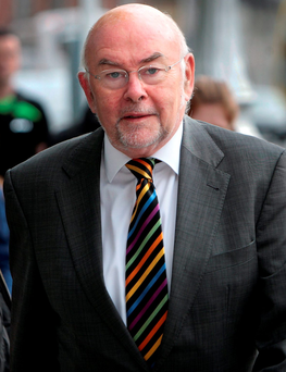 Ruairi Quinn 'triumphantly declared Ireland's modernisation into 21st-century was entirely attributable to his party's leadership of politics and society'