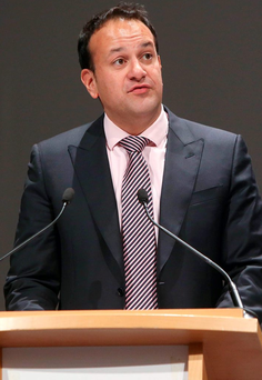 Leo Varadkar said there is a serious need to invest in buildings such as nursing homes and disability facilities