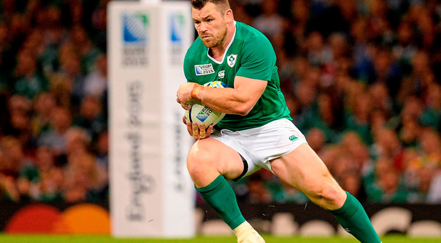 'If we can get him (Healy) up to speed in the coming games and unleash O'Brien, Henderson and Healy on teams in the latter rounds, we can really go places'
