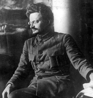 Leon Trotsky: The task of communism was to produce an 'improved version' of man