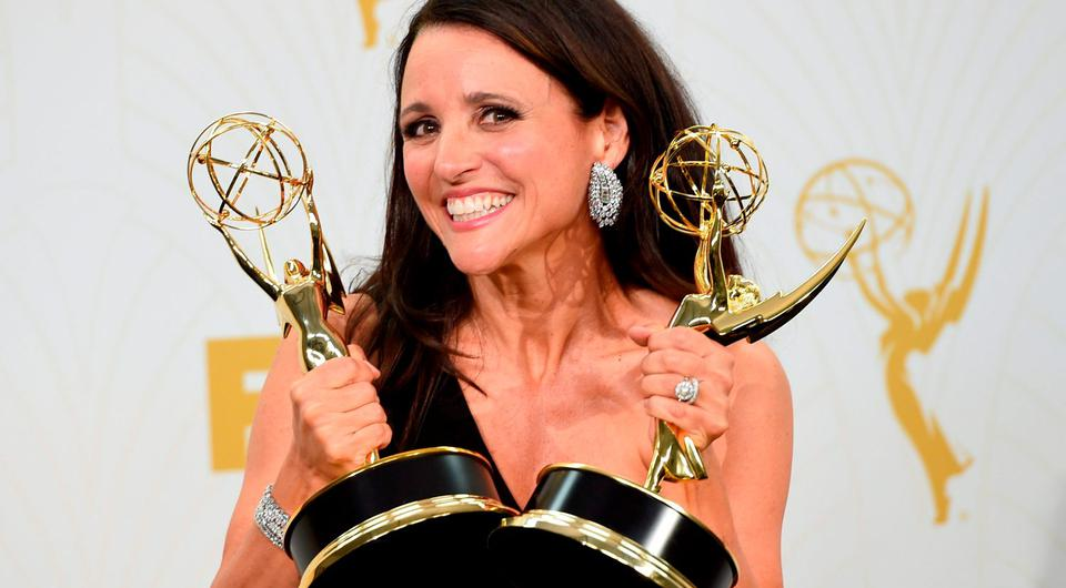 Julia Louis Dreyfus Shares Adorable Throwback Snap To Celebrate 31st