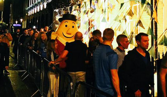 Photo: Mr.Tayto Ireland/ ‏@MrTaytoIreland