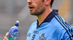 Despite injury doubts, Cian O'Sullivan started for Dublin