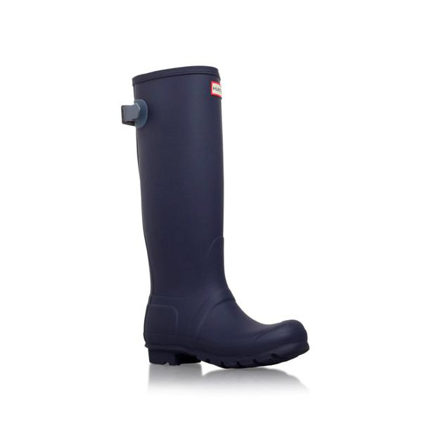 Hunter Original Bk Adjust Wellington Boots (€124, House of Fraser)