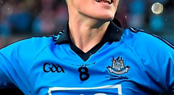 Brian Fenton gave an excellent performance for Dublin