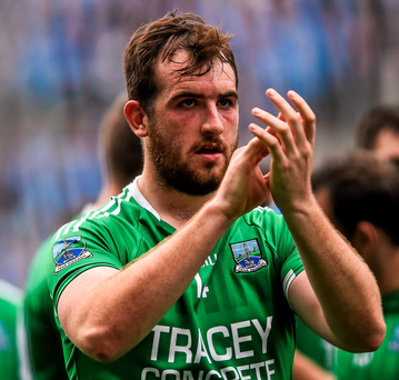 Sean Quigley finished the season as top scorer
