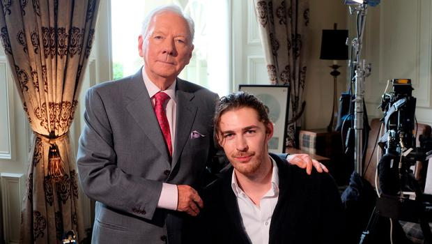 Hozier will be interviewed by Gay Byrne for new series of The Meaning of Life. Pic: RTE