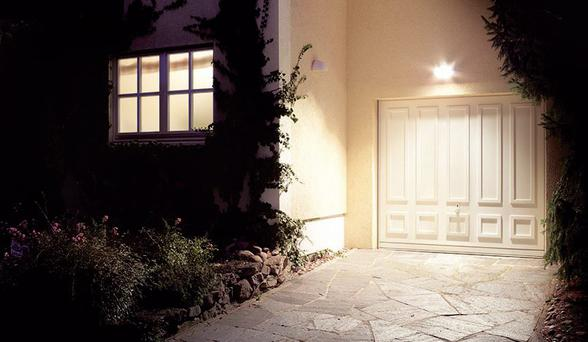 Security lighting can help reduce crime and act as an effective deterrent to burglars, Garda say