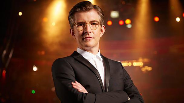 Gareth Malone from the Naked Choir