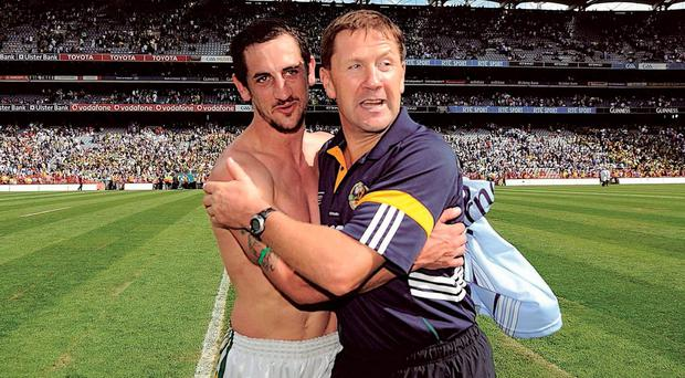 Paul Galvin was very much the embodiment of Jack O'Connor's Kerry team, adding the hard edge that had been missing SPORTSFILE