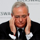 Martin Winterkorn, chief executive officer of Volkswagen, is under serious pressure