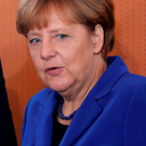 Angela Merkel warned that Europe can only solve the refugee crisis in the long-term by tackling what is causing people to flee other nations