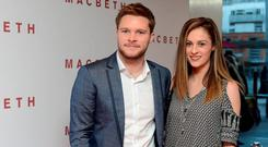 Jack Reynor pictured at the preview screening of Macbeth at the Light House Cinema, Smithfield.