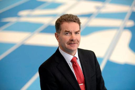 Professor Ciaran O'Cathain, chair of Institutes of Technology Ireland and president of Athlone IT