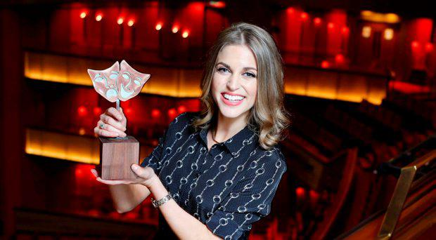 Actress and writer Amy Huberman