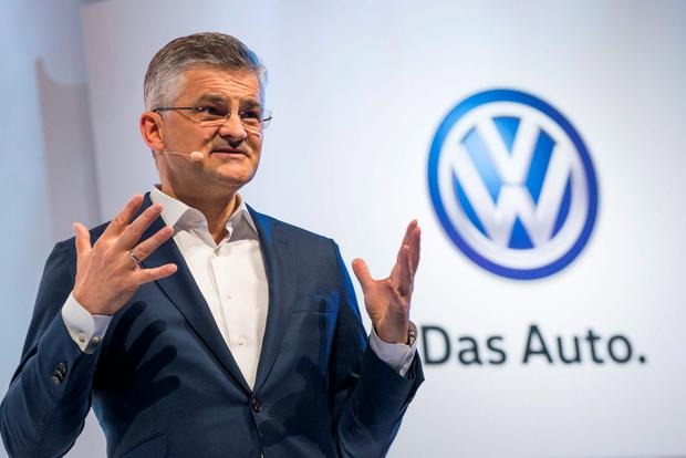 Michael Horn, President and CEO of Volkswagen Group of America, Credit: Darren Ornitz