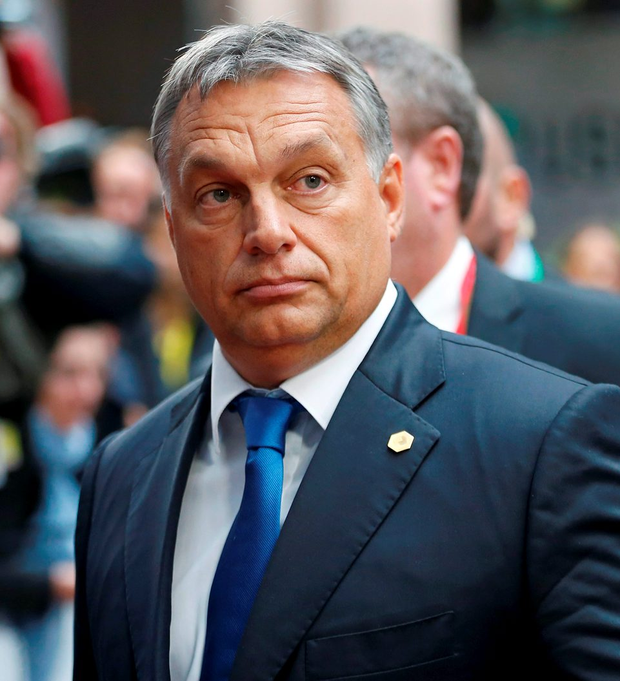 Hungarian PM Victor Orban. Photo: Reuters