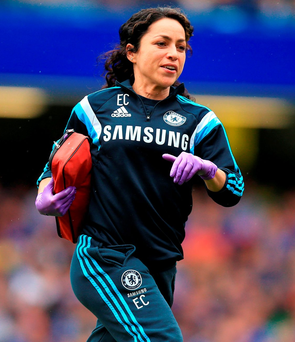 Eva Carneiro is set to leave Chelsea