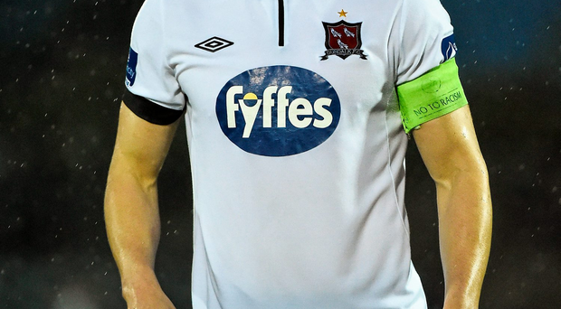 Andy Boyle has been a defensive stalwart for Dundalk