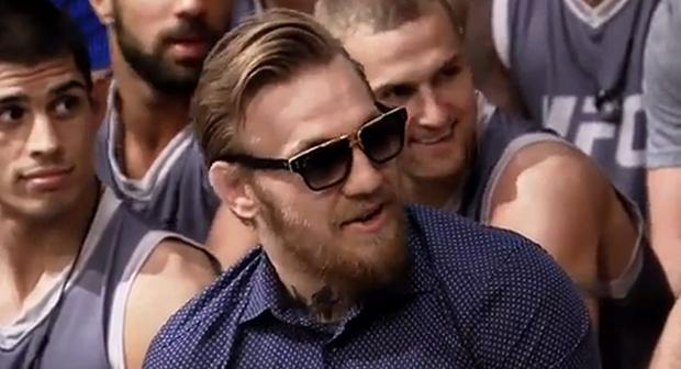 Conor McGregor let rip at Urijah Faber
