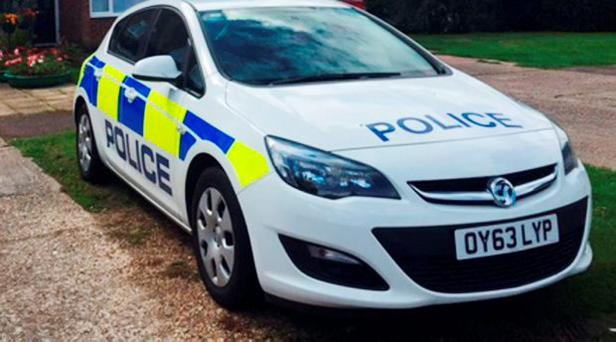 A police car (Stock image)