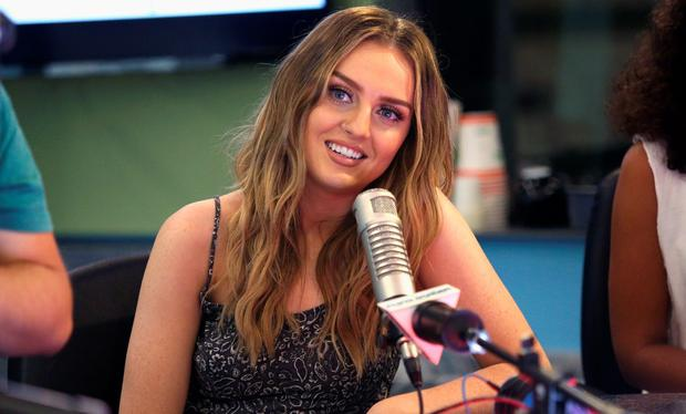 Perrie Edwards is believed to have recieved texts from Zayn Malik