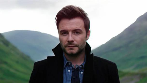 Shane Filan in Me and the Moon video