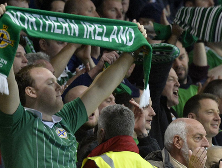 An extra 1,500 people will be in Windsor Park for the vital European Championship qualifier against Greece next month