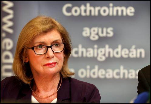 Minister for Education Jan O'Sullivan