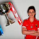 Cork captain Ciara O'Sullivan is one of four sisters on tomorrow's squad taking on Dublin