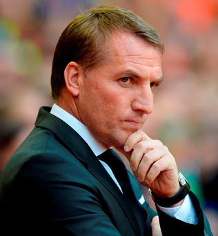 Brendan Rodgers has vowed to fight to save his job