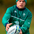 Joe Schmidt is determined to make the most of Ian Madigan's versatility
