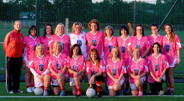 The Fingalians Gaelic4Mums GAA team pictured in Swords.