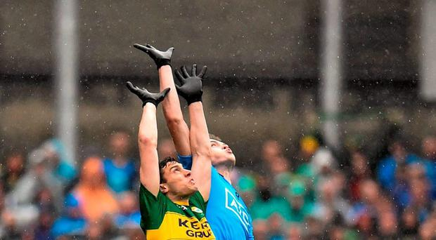 'Brian Fenton was the best player in the midfield area and probably on the field too'