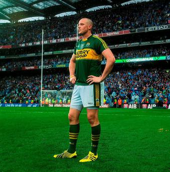 Kieran Donaghy says he will consider his inter-county future in the coming months