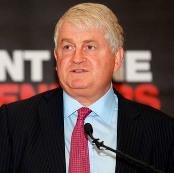 Denis O'Brien, chairman of Digicel which generated revenues of $2.8bn last year