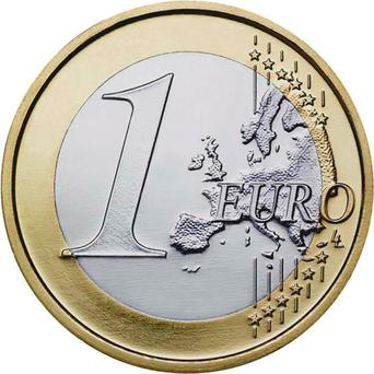 Further strengthening of the Euro's exchange rate could curb exports and cap inflation